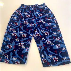 LL Bean Pajama Pant size 6/7